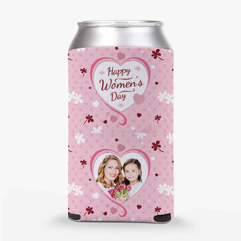 Women's Day Attractive Stubby Holders