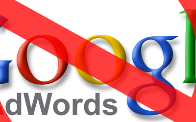 Google Adwords – Why we don't do it